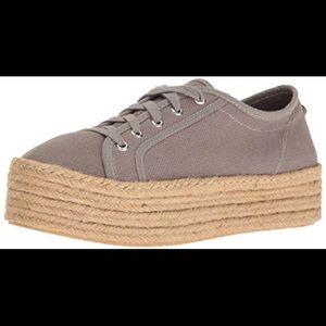 Steve Madden Shoes - NWT Steve Madden Hampton Sneakers in Gray